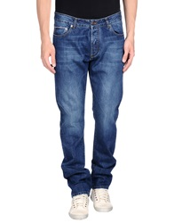 Officine Generale Jeans Blue
