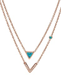 Fossil Necklaces Copper