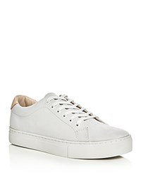 Saturdays Surf Nyc Derek Lace Up Sneakers White