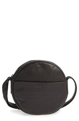 Baggu Pebbled Leather Crossbody Bag