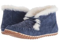 Sorel Out 'N About Moc Dark Mountain Women's Moccasin Shoes Brown