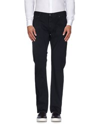 Armani Jeans Trousers Casual Trousers Men Dark Blue