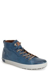 Men's Blackstone 'Jm03' Sneaker Light Indigo Leather