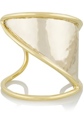Anndra Neen Horizon Gold And Silver Tone Cuff