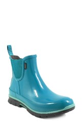 Bogs Women's Amanda Waterproof Rain Boot Emerald