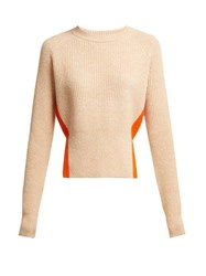 Sportmax Boris Sweater Tan Multi