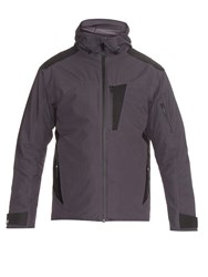 Mover Technical Cotton Gabardine Ski Jacket