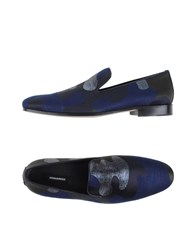 Dsquared2 Loafers Dark Green