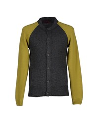Gallo Knitwear Cardigans Lead