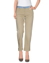 Coast Weber And Ahaus Trousers 3 4 Length Trousers Women Khaki