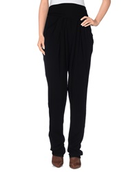 Betty Blue Casual Pants Black