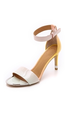Marc By Marc Jacobs Clean Sexy Mid Heel Sandals