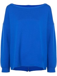 Alice Olivia Marmont Jumper Blue