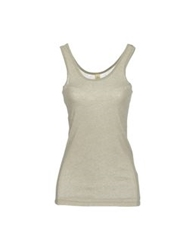 Alternative Apparel Sleeveless T Shirts Lilac