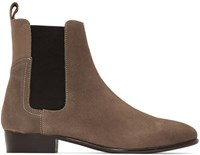 Hudson H By Taupe Watts Chelsea Boots
