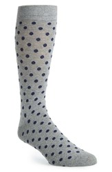 Men's The Tie Bar 'Circuit Dots' Socks