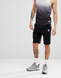 Blend Of America Jersey Shorts In Black