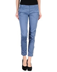 Hanita Casual Pants Slate Blue