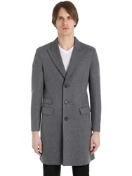 Neil Barrett Wool Blend Coat