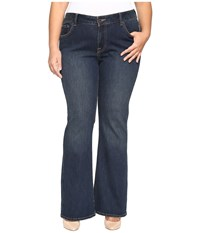 Lucky Brand Plus Size Ginger Boot In Randleman Randleman Women's Jeans Blue