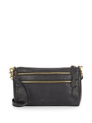 Liebeskind Kara Leather Crossbody Bag Black