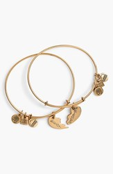 Alex And Ani Women's 'Charity By Design Best Friends' Adjustable Wire Bangles Set Of 2