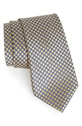 Nordstrom Men's Geometric Silk Tie Yellow