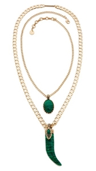 Samantha Wills Enchanted Twilight Necklace Malachite
