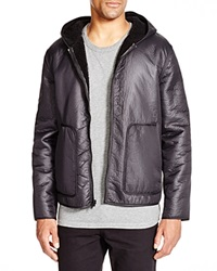 T By Alexander Wang Reversible Faux Leather Jacket