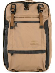 As2ov Waterproof Cordura 305D 2Way Bag Nylon Brown