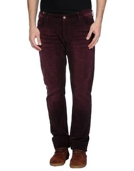 Notify Jeans Notify Casual Pants Deep Purple