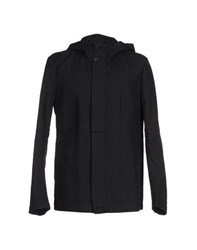 Forme D'expression Coats And Jackets Jackets Men Black