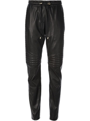 Balmain Track Pants Black