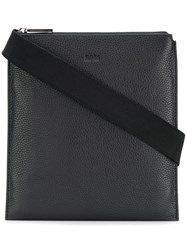 Hugo Boss Envelope Cross Body Bag Black