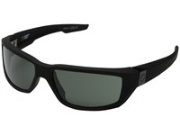 Spy Optic Dirty Mo Soft Matte Black W Signature Happy Gray Green Sport Sunglasses