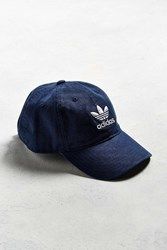 Adidas Originals Relaxed Baseball Hat Navy