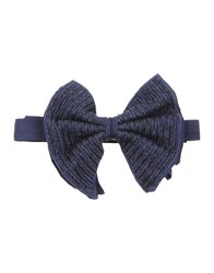 Jupe By Jackie Accessories Bow Ties Men Dark Blue