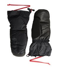 The North Face Nuptse Mitt Tnf Black Extreme Cold Weather Gloves