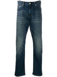Calvin Klein Jeans Tapered Blue
