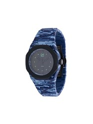 D1 Milano Camouflage Watch Polycarbonite