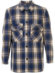 Pierre Louis Mascia Checked Shirt 60