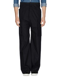 Rick Owens Casual Pants Black