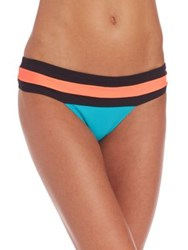 Pilyq One Piece Lagoon Banded Bottom