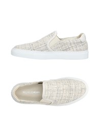 National Standard Sneakers Ivory