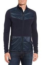 Smartwool Men's 250 Sport Merino Wool Zip Jacket Deep Navy