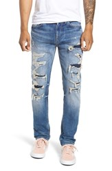 Hudson Jeans Axl Skinny Fit Kings Canyon