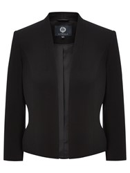 Viyella Crepe Jacket Black