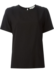 Dagmar 'Lona' T Shirt Black