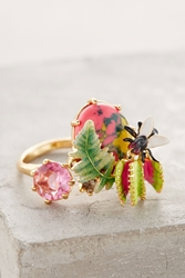 Les Nereides Subtropical Ring Gold