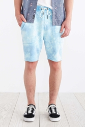 Globe Barkly Walk Short Blue